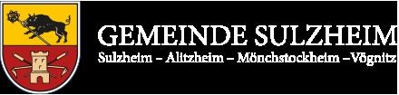 Gemeinde Sulzheim Logo